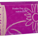 Blossom Vinyl Powder-Free Exam Glove $5.25 (per box)