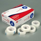 "Clear Surgical Tape (1/2"") $9.00"