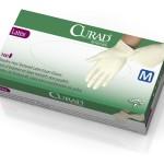 Curand Latex Powder Free Exam Glove $6.70 (per box)