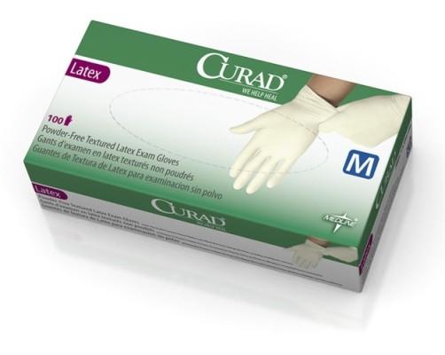 Curad Latex Powder Free Exam Glove $6.70 (per box)