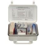 First Aid Kit 10 man plastic $15.75