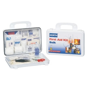 First Aid Kit 25 man plastic