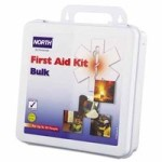 First Aid Kit 50 man plastic $36.00